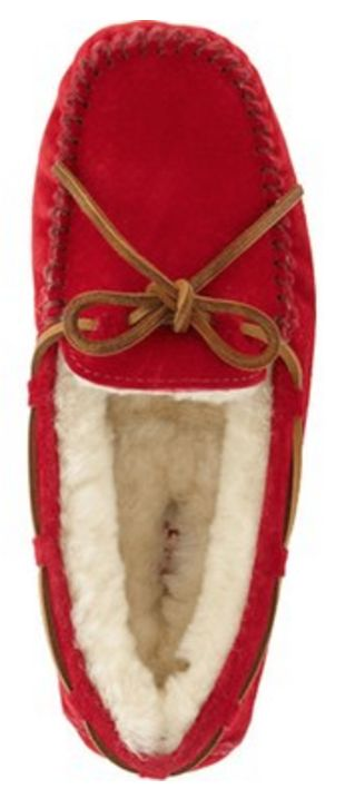 Women's Ugg 'Dakota' Slipper, Size 6 M - Red