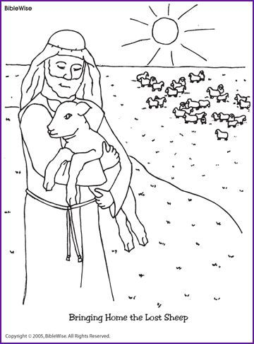 Jesus Is The Lamb Of God Who Brings Other Lambs Home Sunday