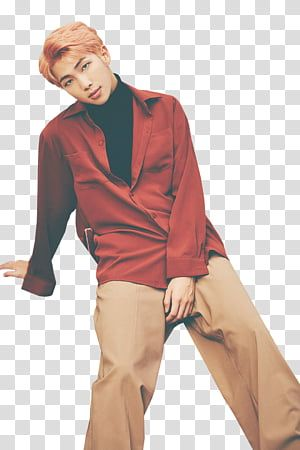 Bts 264 Wrappedinpolythene Bts Kim Namjoon Sitting Transparent Background Png Clipart Kim Namjoon Namjoon Png