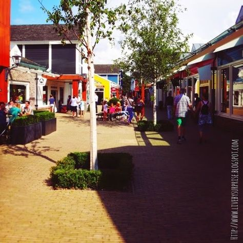Designer Outlet Roosendaal Roosendaal