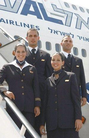 El Al flight attendant ELAL Pinterest Flight attendant - air canada flight attendant sample resume