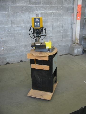 Second Use Seattle >> Rockwell Drill Press Second Use Seattle Building