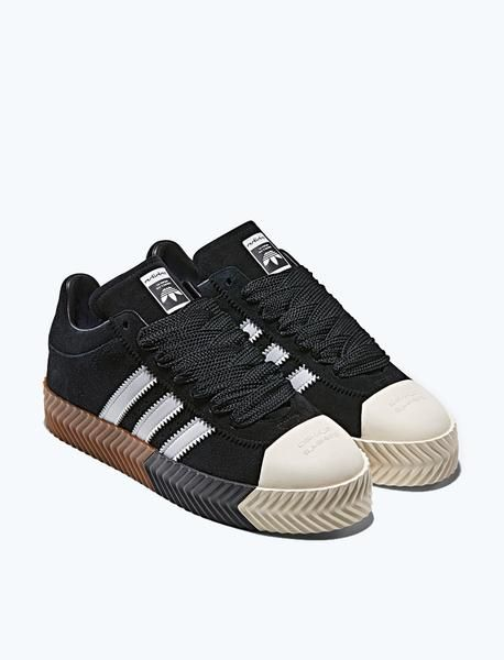 In his own way, Alexander Wang joins with adidas Originals