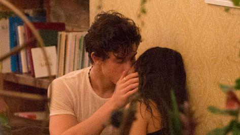 TMZ - Shawn Mendes, Camila Cabello Kissing Incessantly in Montreal: Shawn Mendes and Camila Cabello have taken their PDA world… - View More