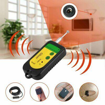 Sponsored Signal Rf Wireless Detector Tracer Camera Wireless Device Finder Detector Gh Mini Kamera Versteckte Kamera Kamera