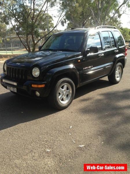 Car For Sale Jeep Cherokee Kj
