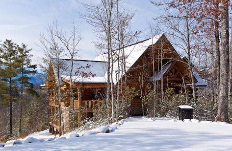 Gatlinburg Cabin Specials Discount Gatlinburg Chalets Cabin Rentals In Tennessee Gatlinburg Cabins Gatlinburg Cabin Rentals