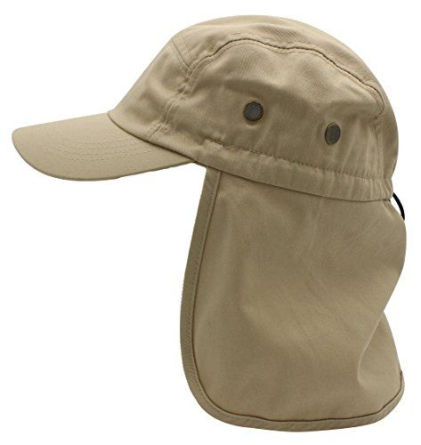 Top Level Premium Fishing Cap Unisex Wide Brim Adjustable Polyester Fabric Hat With Ear Neck Side Protection Flap Per Hats For Men Mens Sun Hats Sun Hats