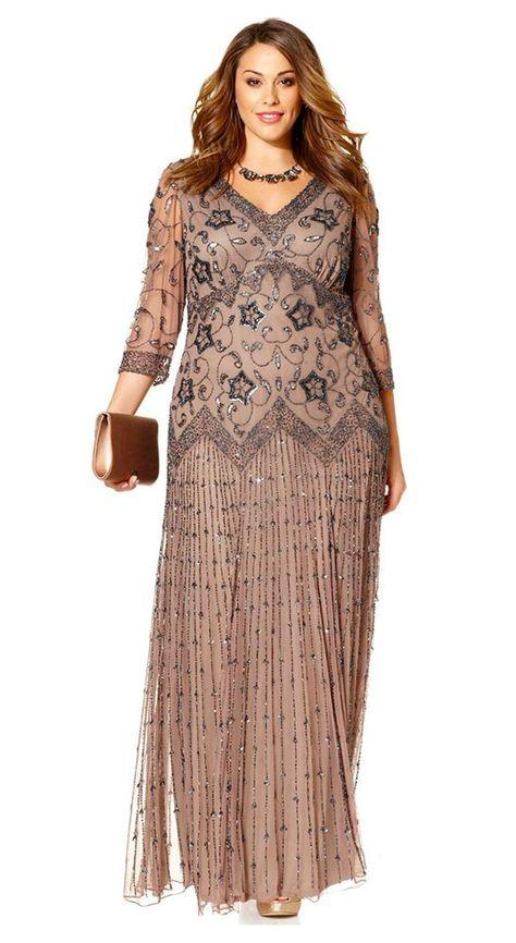beaded dress sleeves