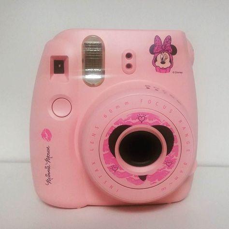 #카메라 #camera #폴라로이드 #미니8 #디즈니 #분홍 #pink #후지필름 #티몬     열심히사진찍는일만남았다 by yunjoo63