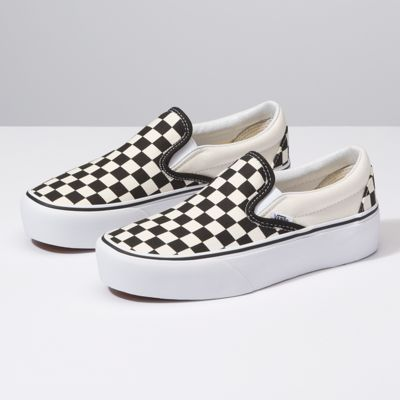 classic slip-on canvas vans