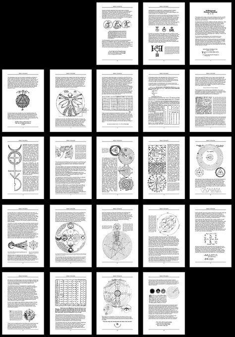 List of spell book pages diy pictures and spell book pages