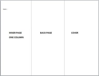 Brochure Templates For Google Docs  HttpWwwValeryNovoselsky