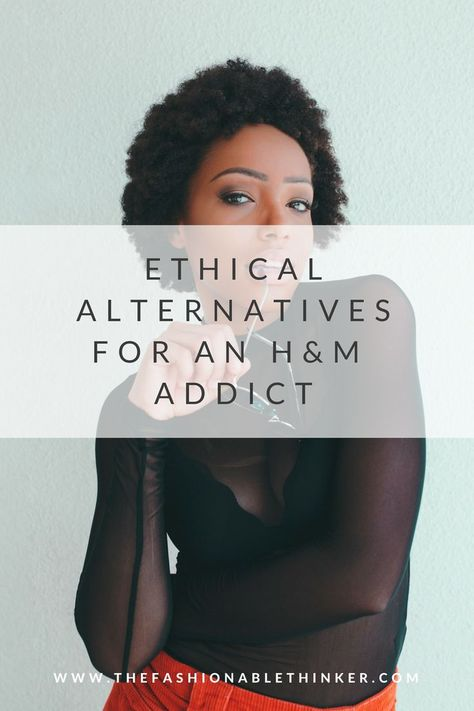 Ethical fashion doesn't mean unfashionable