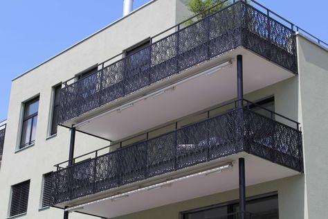 Balcony Claddings