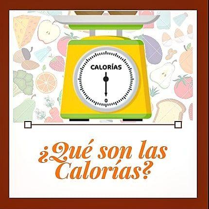 Las Calorías Son Una Unidad De Medida Que Habla De La Cantidad De Energía Que Proporciona Un Alimento Todos Los Alimentos Brindan Una Cantidad Bathroom Scale