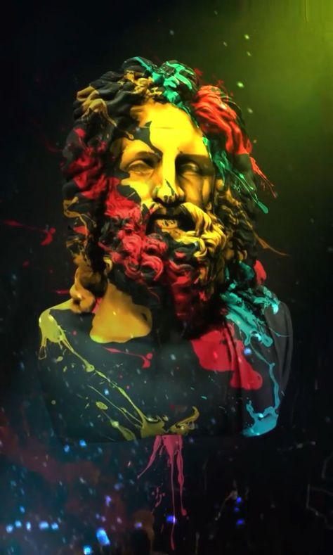 COLOR OF ZEUS
