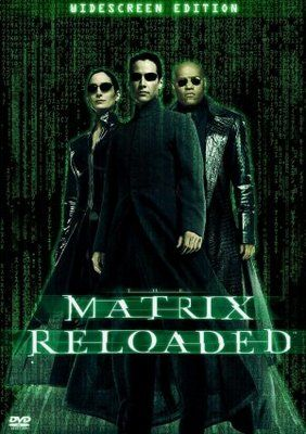 the matrix reloaded poster id 699168