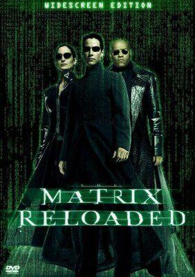 The Matrix Reloaded Poster Id 699168 Matrix Reloaded Full