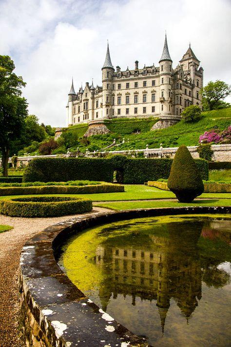 Dunrobin Castle by TK B on 500px