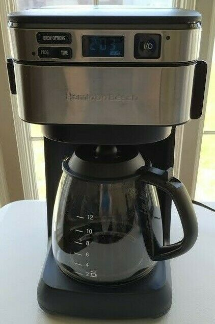 Mr Coffee 12 Cup Programmable Coffee Maker Coffee Maker Mr Coffee Maker Mr Coffee