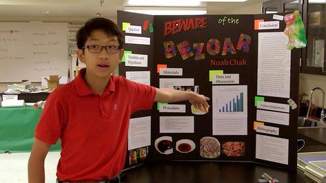 2016 Junior High Science Fair Projects (Fairmont Private Schools)