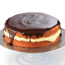 Boston Cream Pie: King Arthur Flour
