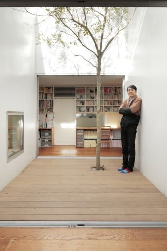 家好き芸人 アンガールズ 田中さんが建築家の自邸を突撃取材 浜崎一伸邸 Sumai 日刊住まい 日本のアパート 建築家 住宅設計プラン