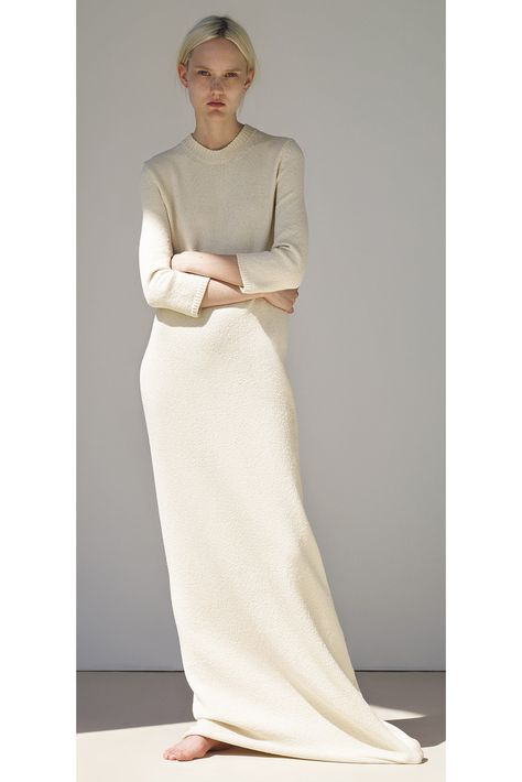 Inspiration image for two hour sewing project - Céline Resort 2015 collection.