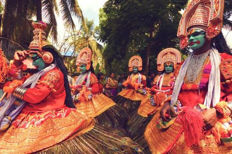 Onam is the biggest and most important occasion of the year in Kerala. Join in…