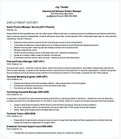 Senior Product Manager Resume Product Manager Resume Are You The One Who Was Seeking Product Manager Resume Sample I Manager Resume Resume Resume Template