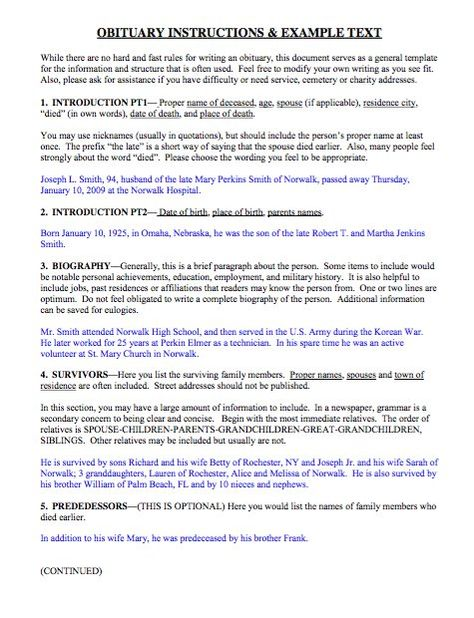 Check out this military biography sample and see what need to be ...