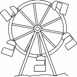 Ferris Wheels Coloring Sheets Yahoo Image Search Results