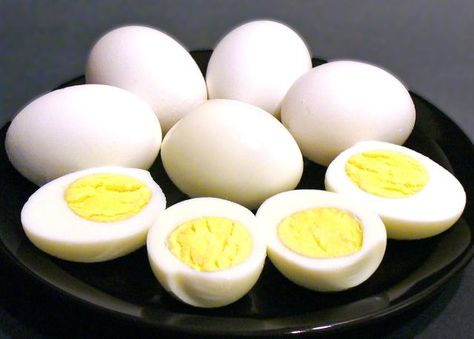 The Right Way to Prepare HardBoiled Eggs  Egg Food and Recipes