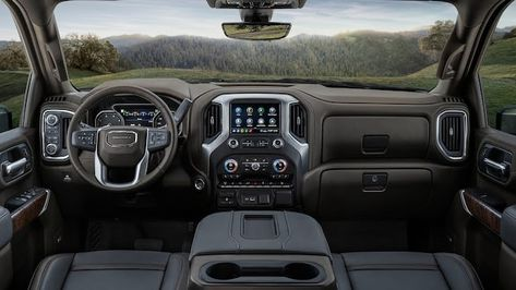 2020 Gmc Sierra Denali Interior The Difference Between The Regular Model And Denali Is More Than Significant Photo Video Gallery 2020 Sierra Denali 2500hd 3 Di 2020