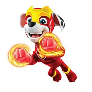 Amazon Co Uk Paramount Pictures Paw Patrol Mighty Pups Fiesta De La Patrulla Canina Cumple Paw Patrol Dibujos Kawaii De Animales