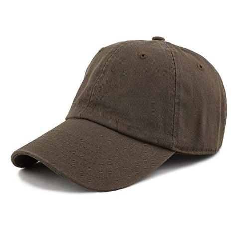 2605bb90b3ea3 Great for THE HAT DEPOT Unisex Blank Washed Low Profile Cotton and Denim Baseball  Cap Hat.   2.54 - 12.77  nanaclothing from top store
