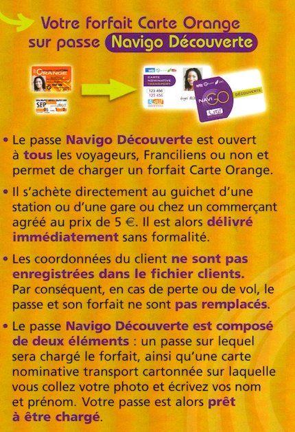 Paris Train Metro Week Pass Navigo Decouverte Paris By Train