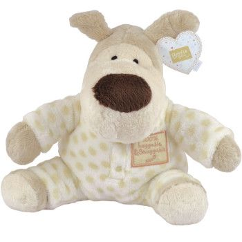 Boofle Baby Plush in Onesie