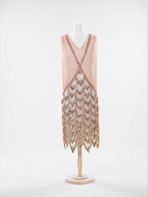 Evening Dress, 1925
