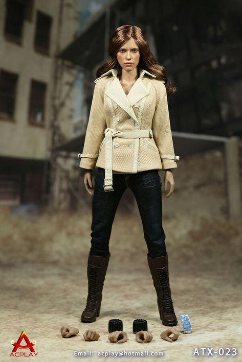 Scarlett Johansson as Natasha Romanoff / Black Widow Action Figure