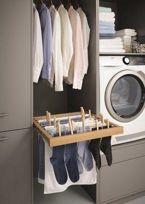Schuller Hauswirtschaftsraum Waschelager Zimmergestaltung