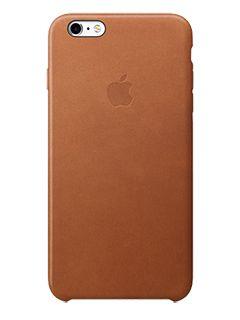 Apple Iphone 6 Plus 6s Plus Leather Case Saddle Brown Iphone