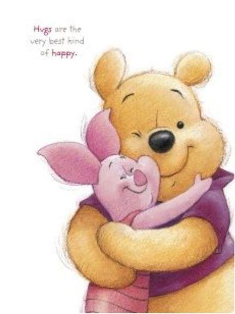 Winnie And Piglet
