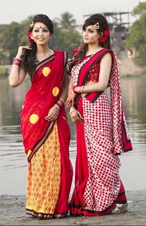 Traditional Dresses Of Bangladesh Traditional Dresses
