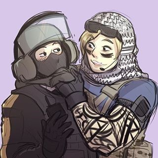 Bandit Valkyrie With Images Rainbow Six Siege Art Tom