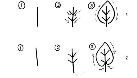 How To Draw Leaves: 21 Best Tutorials For Beginners (With