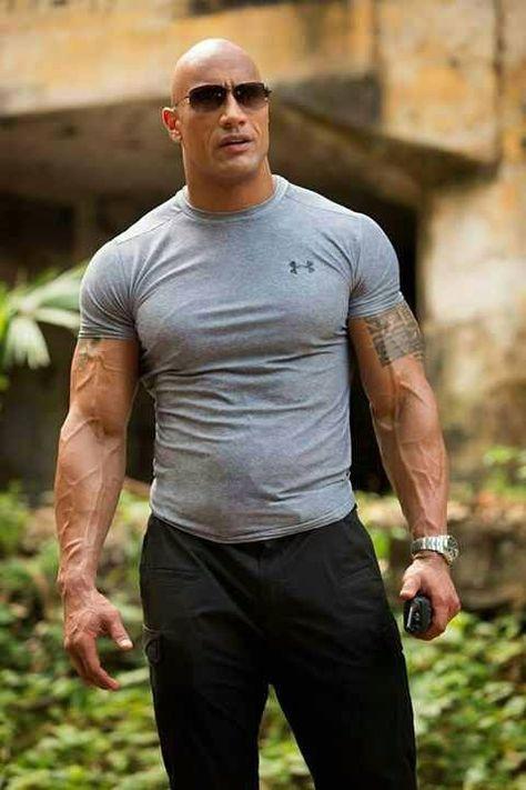 dwayne johnson pierdere în greutate)
