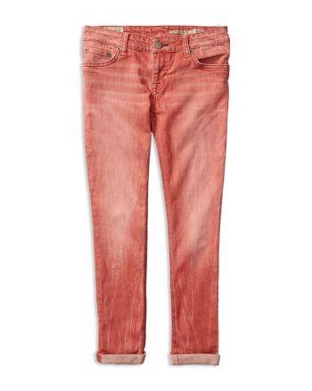 Ralph Lauren Girls/' Skinny Pants