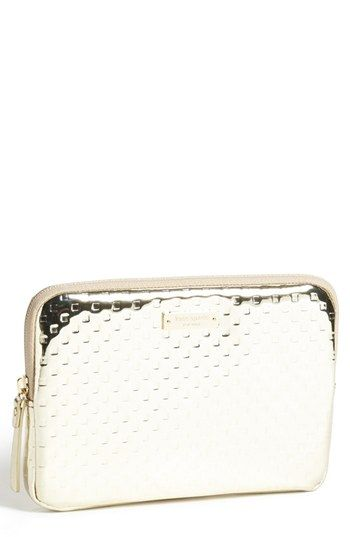 SOMETHING SILVER   Kate Spade new york 'jewel street' iPad mini case available at #Nordstrom